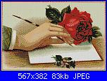 Cerco schema Love Rose Note-lovenote-jpg