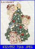 Cerco schema albero di Natale con angioletti-natale-jpg