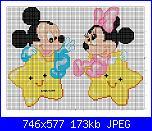 topolino e minnie sulla stella-minnie-e-topolino-jpg