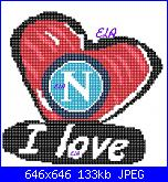 Cerco disegno calcistico del napoli-i-love-napoli-jpg