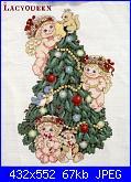 Cerco schema albero di Natale con angioletti-0-dreamsicle-christmas-tree-jpg
