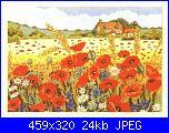 Chi mi aiuta per un' ispirazione....per fare un quadro-poppies_field-jpg