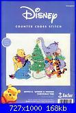"winnie pooh albero di Natale:""Winnie and Friends Christmas Tree""-1-jpg"