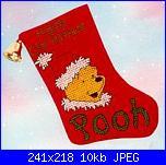 "winnie pooh albero di Natale:""Winnie and Friends Christmas Tree""-ds-x-013-poohs-xmas-stocking-jpg"