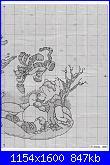 "winnie pooh albero di Natale:""Winnie and Friends Christmas Tree""-d79-winnie-pooh-snowfight-2-jpg"