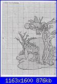 "winnie pooh albero di Natale:""Winnie and Friends Christmas Tree""-d79-winnie-pooh-snowfight-1-jpg"