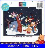 "winnie pooh albero di Natale:""Winnie and Friends Christmas Tree""-d79-winnie-pooh-snowfight-4-jpg"