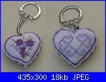 Schemi per portachiavi a forma di cuore-p-5-jpg
