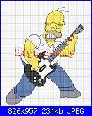 Simpson / Simpsons-homer-chitarra-jpg