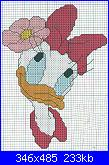 Schemi Diddl e personaggi Disney-schema-punto-croce-walt-disney-paperina-jpg
