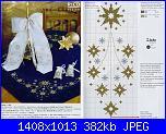 schema leggibile tovaglia Rico Band 27 - Starlight Christmas-27-11-jpg