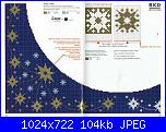 schema leggibile tovaglia Rico Band 27 - Starlight Christmas-rico-n27-14-jpg