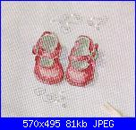 schema leggibile: CS2007-10 Little shoes - scarpine rosa-1-4-jpg