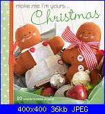 cerco Sommerfrische-Sewn Gifts-Make me i'm yours Christmas-9780715338964-jpg
