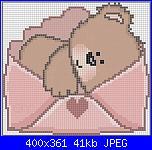 Cerco disegni per ricamare dei fiocchi per nascita-orsettonellabusta-jpg