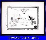copri-buco nella porta-gatto_nero_letto1-jpg