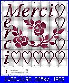 """schemi con la parola """" merci""""-merci-avec-rose-jpg"""