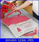 schema portatorta: Sac porte tarte «A la fraise»-porta-torte-ricamato-jpg