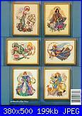 Cerco angelo di American School of Needlework-asn-3661-angels-_-6-heavenly-designs-bc-jpg