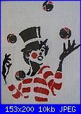 cerco questi 3 clown in nero e rosso-189860-31254082-200-jpg