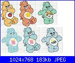 gli orsetti del cuore / CARE BEARS-cuore-1-jpg