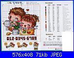 Bimbi teneri- schemi coreani-611786692-jpg