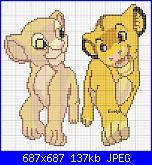 """Schemi """"il re leone""""-il-re-leone-jpg"""