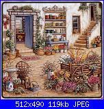 """schema paesaggio """"flower peddler"""" di mystic stitch-fiorista-jpg"""
