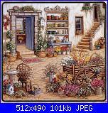 """schema paesaggio """"flower peddler"""" di mystic stitch-flower-shoppe-jpg"""