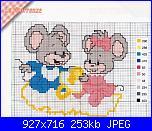 schemi punto croce facilissimo baby-topolini-jpg