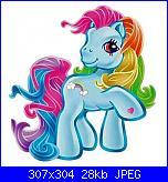 """Schema Pony di """"My little pony""""-rainbow-dash-my-little-pony-17940460-307-304-jpg"""