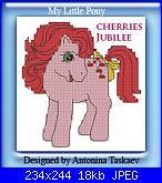 "Schema Pony di ""My little pony""-cherries-jpg"
