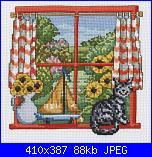 """schemi 4 stagioni """"summer windows"""" di Permin of Copenaghen-produit_g249%5B1%5D-jpg"""