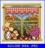 """schemi 4 stagioni """"summer windows"""" di Permin of Copenaghen-produit_g250%5B1%5D-jpg"""