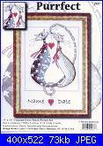"cerco ""wedding cuople"" 2589  di  Design Works-purr-fect_together-jpg"