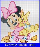 Fiocco nascita con Minnie baby-20070821-111513-1-jpg