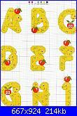 schemi punto croce facilissimo baby-img114-jpg