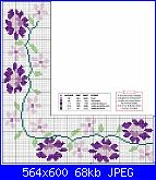 Schemi con farfalle per angoli tovaglie-barrado-flores-rochas-jpg