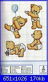 schema orsacchiotto monocolore-orsetto-4-jpg