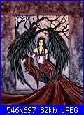 Schemi di fate-ab3109-crow-maiden-foto-jpg
