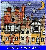 Cerco schemi di M.Powell: -Mini Greek Island e -Mini Greek Island 2.-casas-nocturno-1-jpg