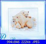 Cerco schema di orsetto con il suo cucciolo-mamma-e-pap%E0-orso-1-3-jpg