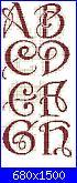 alfabeto elegante-abcdefgh-rosso-scuro-jpg