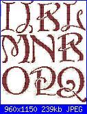 alfabeto elegante-ijklmnopqr-rosso-scuro-jpg