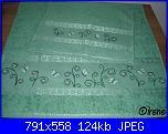 asciugamani: farfalle e fiorellini - Rico Design 123 - Frottier Fräume-1311908632-jpg