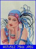 Lady in Violet-azul_magestic-jpg