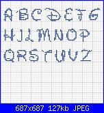 Schemi Portachiavi-alfabeto-carattere-20-jpg