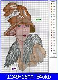 schemi cappellini punto croce-dama-jpg
