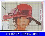 schemi cappellini punto croce-sombrero1-jpg