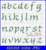 X rosgio la variante della A-alfa-michaelmas-minusc-jpg